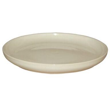 Podstawka ceramiczna 11 cm kremowa EKO-CERAMIKA
