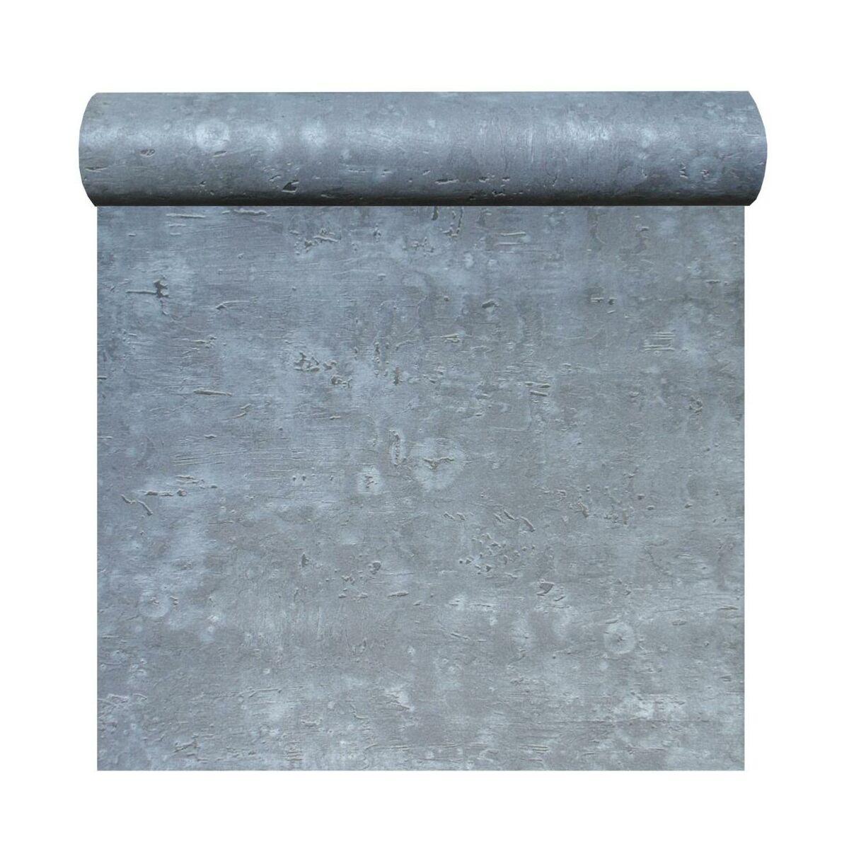Tapeta beton tapety dekoracyjne w atrakcyjnej cenie w sklepach leroy merlin - Fer a beton leroy merlin ...