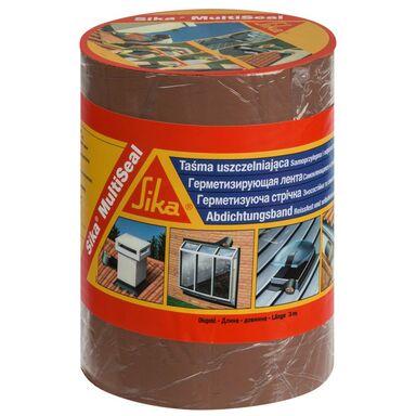 Taśma dekarska BITUMICZNA 20 cm x 3 m Terracotta SIKA