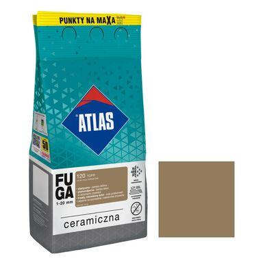 Fuga ceramiczna 120 toffi 5 kg ATLAS