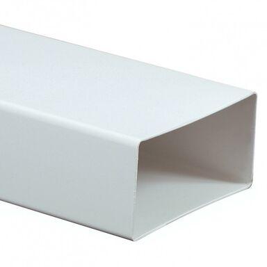 Kanał wentylacyjny płaski PŁASKI 55 x 110 mm  0,5 m EQUATION