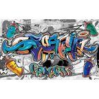 Fototapeta GRAFFITI II 254 x 416 cm