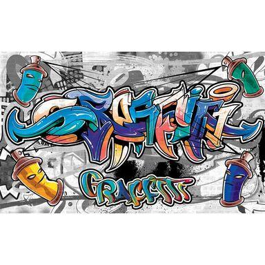 Fototapeta GRAFFITI II 416 x 254 cm