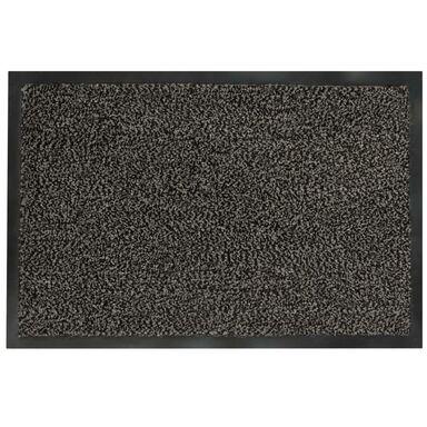 Wycieraczka wewnętrzna BARIER 180 x 120 cm antykurzowa szara