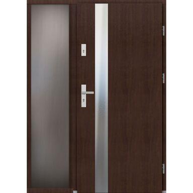 Drzwi wejściowe AWINION Z DOSTAWKA PRZESZKLONA  92 ELPREMA