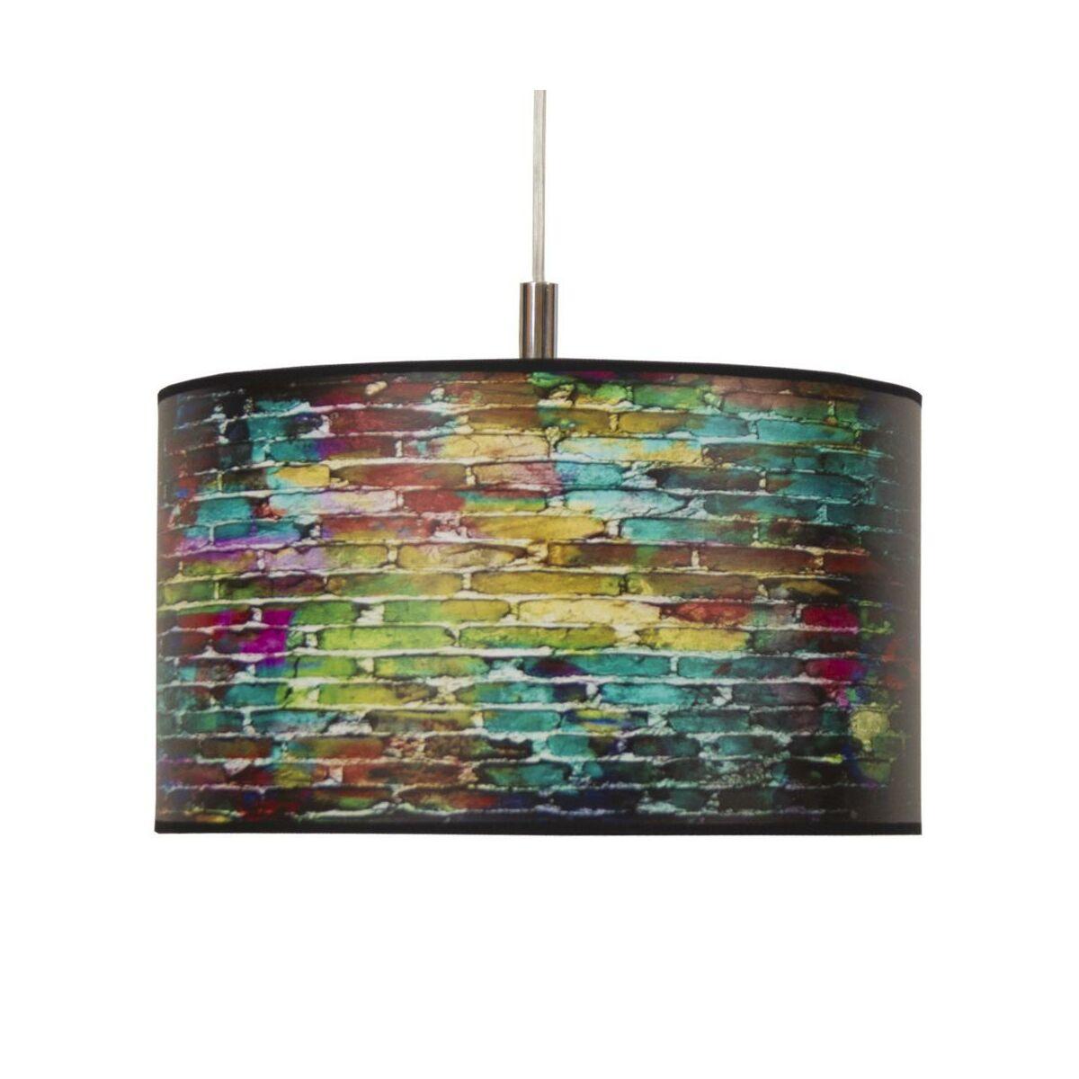Lampa wisz ca logo graffiti kandel serie lamp w atrakcyjnej cenie w sklepach leroy merlin - Graffiti leroy merlin behang ...