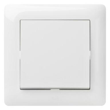 Włącznik krzyżowy ASTORIA  biały  ELEKTRO-PLAST