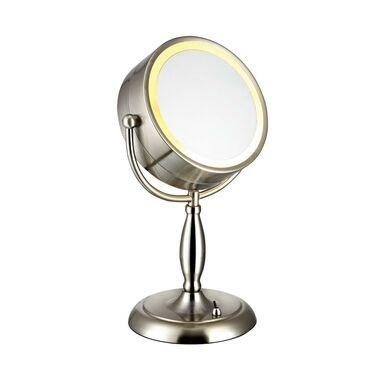 Lampa stojąca z lustrem FACE MARKSLOJD