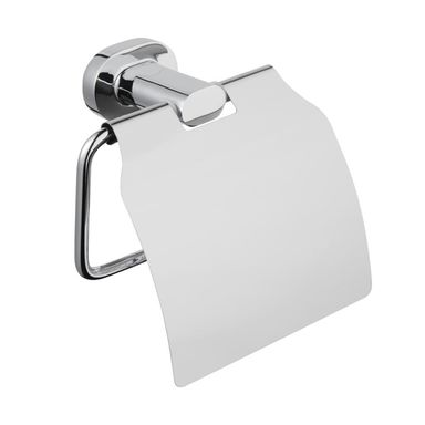 Uchwyt na papier wc z klapką GO BISK
