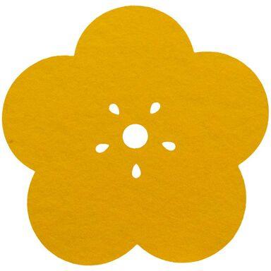 Dywan SALSA żółty 50 x 50 cm wys. runa 3 mm MULTI-DECOR