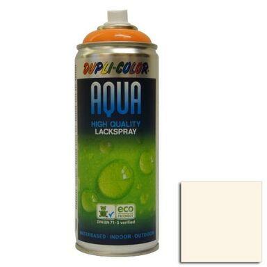 Lakier dekoracyjny AQUA SPRAY biel kremowa 0,35 l  DUPLI- COLOR