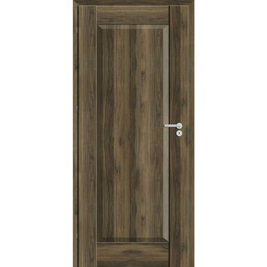 Skrzydło drzwiowe pełne Kofano Dąb Catania ciemna 70 Lewe Classen
