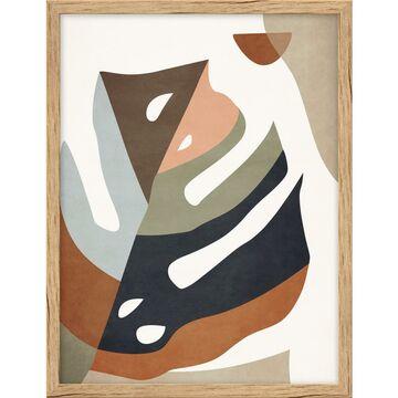 Obraz Liść II 30 x 40 cm