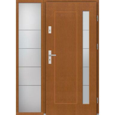 Drzwi wejściowe RAVENNA Z DOSTAWKA PRZESZKLONA ELPREMA