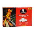 Podpałka - trociny 32 KOSTKI 0.18kg FIRE FAMILY