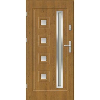Drzwi wejściowe FERRARA Dąb winchester 90 Lewe EVOLUTION