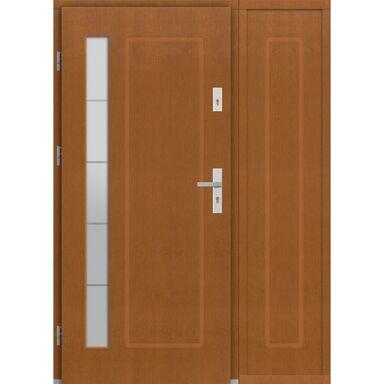 Drzwi wejściowe RAVENNA Z DOSTAWKA PELNA 90Lewe ELPREMA