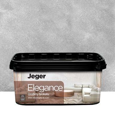 Efekt dekoracyjny ELEGANCE 2 l kolor nr 5 Drobiny brokatu JEGER