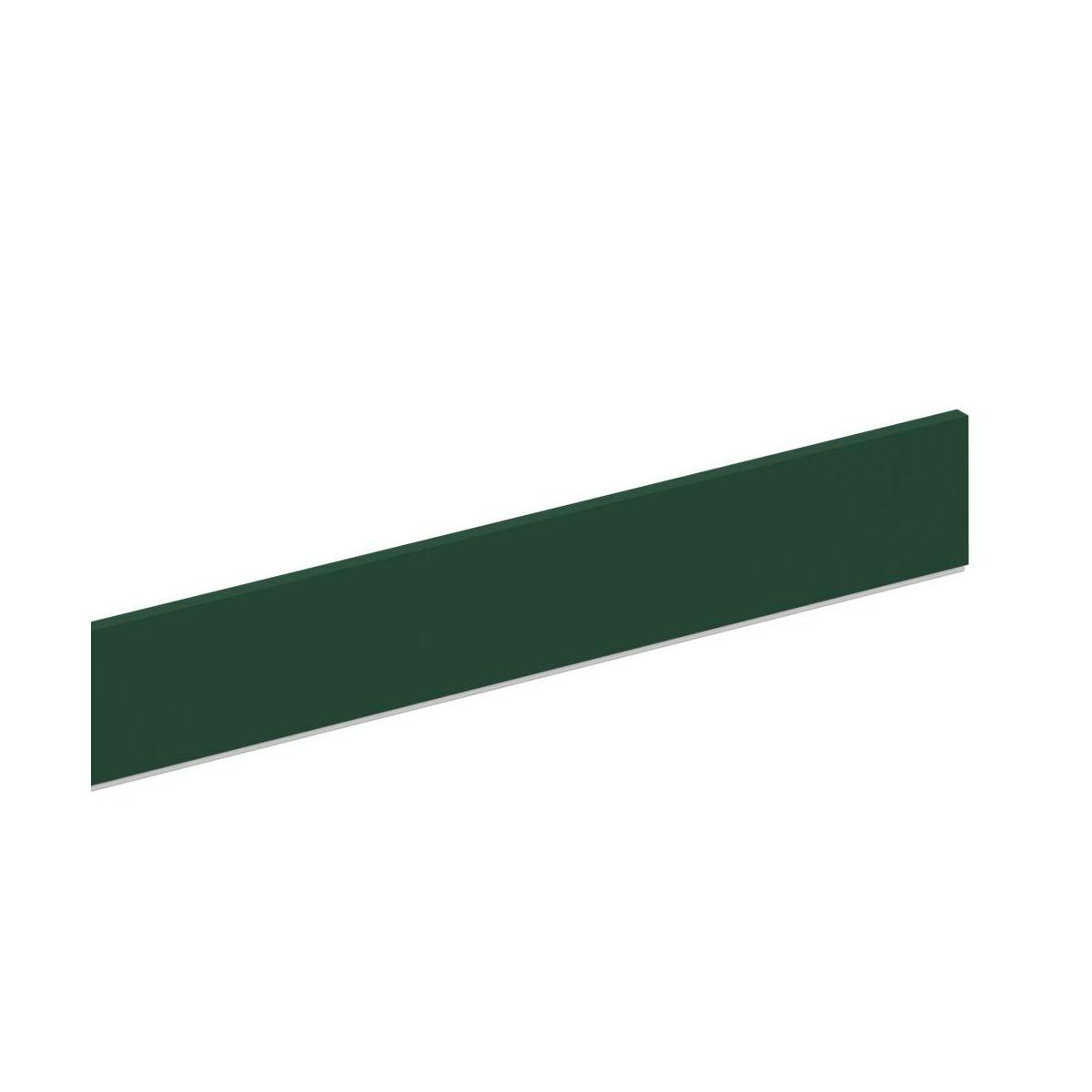 Cokol Szafki Kuchennej 240 X 10 Cm Zielony Delinia Id Fronty Kuchenne Delinia W Atrakcyjnej Cenie W Sklepach Leroy Merlin