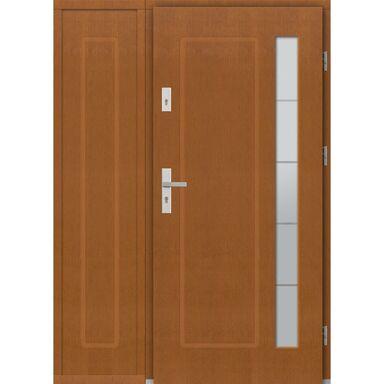 Drzwi wejściowe RAVENNA Z DOSTAWKA PELNA 90Prawe ELPREMA