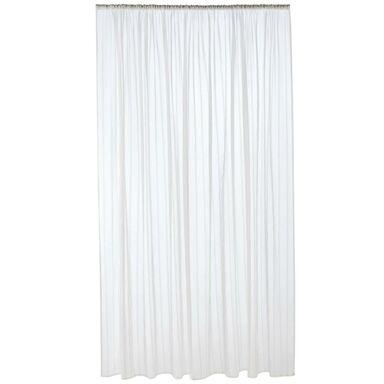 Firana na taśmie PIA 300 x 260 cm biała INSPIRE