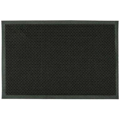 Wycieraczka wewnętrzna 3D 120 x 80 cm czarna