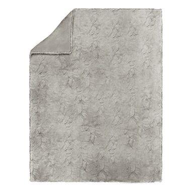 Pled ASTORIA srebrny 130 x 170 cm