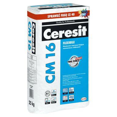 Klej do płytek ściennych elastyczny CM 16 25 Kg Ceresit