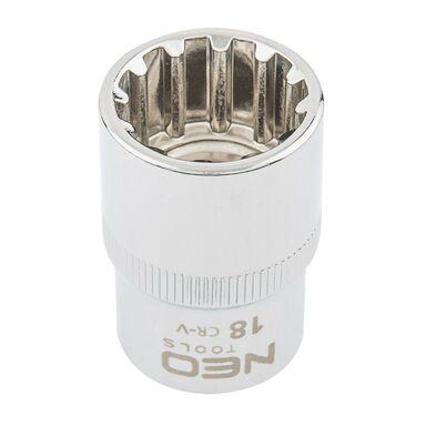 """Nasadka Spline 18 mm 1/2"""" 08-590 NEO"""