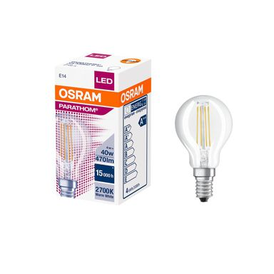 Żarówka LED E14 (230 V) 4 W 470 lm OSRAM