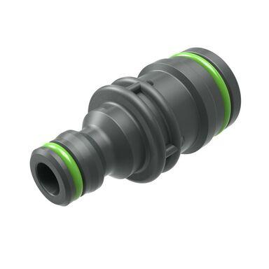 """Nypel redukcyjny 12,5 mm (1/2"""") / 19 mm (3/4"""") / 25 mm (1"""") plastikowy GEOLIA"""