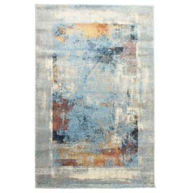 Dywan LUX niebieski 160 x 230 cm