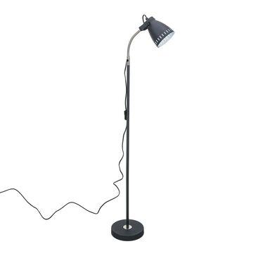 Lampa podłogowa FASTELLO czarna E27 ITALUX