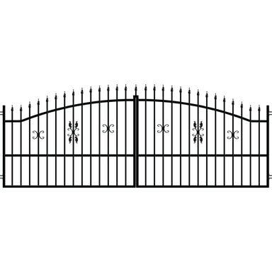 Brama dwuskrzydłowa ELIZA 3 400 cm POLARGOS