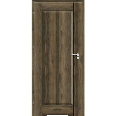 Skrzydło drzwiowe z podcięciem wentylacyjnym Kofano Dąb Catania ciemna 90 Lewe Classen
