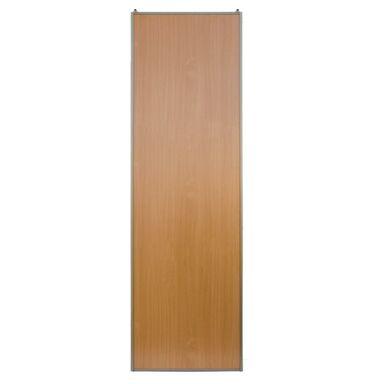 Drzwi przesuwne do szafy SATYNA szer. 61,5 cm x wys. 246 cm EXPODEM