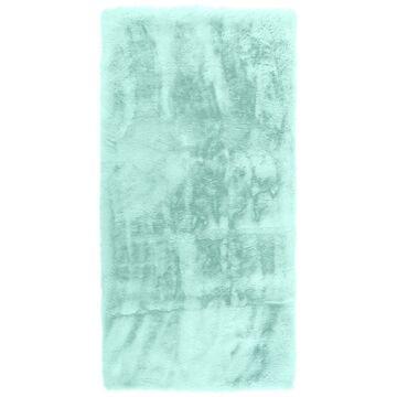 Dywan shaggy RABBIT miętowy 60 x 120 cm