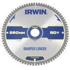 Tarcza do pilarki tarczowej 250MM/80T M/30  250 mm zęby: 80 szt. IRWIN CONSTRUCTION