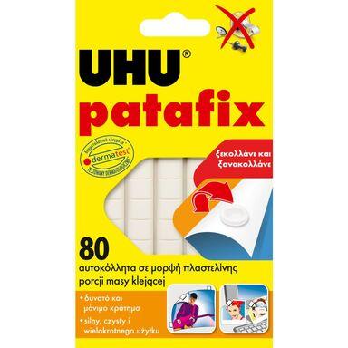 Masa klejąca UHU PATAFIX 80 szt. UHU