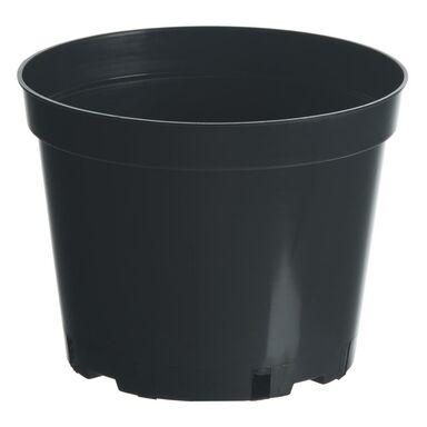 Doniczka plastikowa 28 cm czarna 10,0 L RIM KOWALCZYK