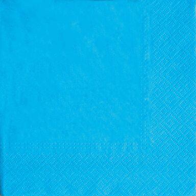 Serwetka UNICOLOR LUNCH 33 x 33 cm 20 szt.  PAW DECOR COLLECTION
