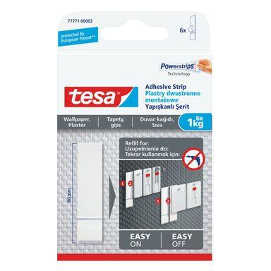 Plastry mocujące dwustronne TESA SMART MOUNTING SYSTEM TESA