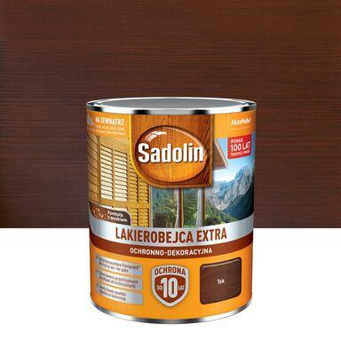 Lakierobejca do drewna Extra 0.75 l Tek Sadolin